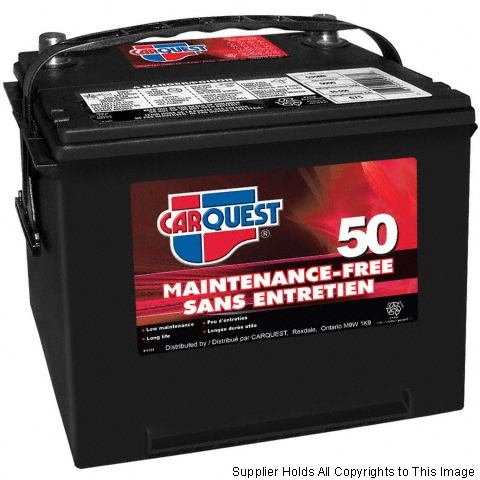 Carquest Part Information