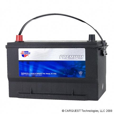 Fro on 2000 Dodge Dakota Battery Size